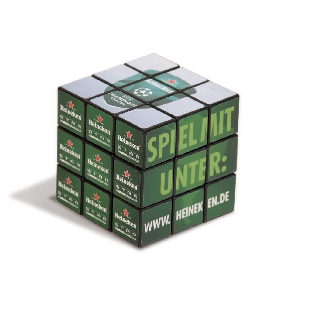 Heineken Rubic Cube